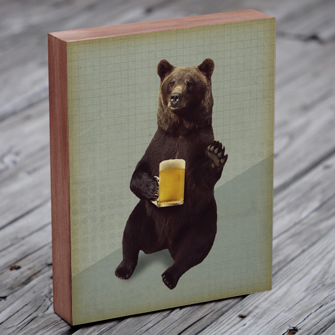 Bears Love Beer